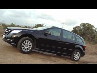 Mercedes-Benz R-Class Road Test By MotorBeam