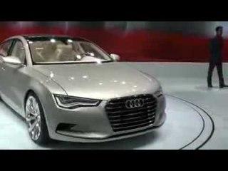 Audi A7 Sport Back Concept India