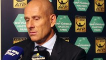 """ATP - BNPPM 2016 - Guy Forget : """"Nick Kyrgios a-t-il besoin d'un psy ?"""""""