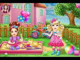 Sweet Baby Chelsea Flu Doctor Care-Video for Little Kids-Baby Games