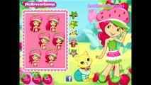 Play Online Games Strawberry Shortcake Strawberrys Cat Caring Game Strawberry Shortcake Games