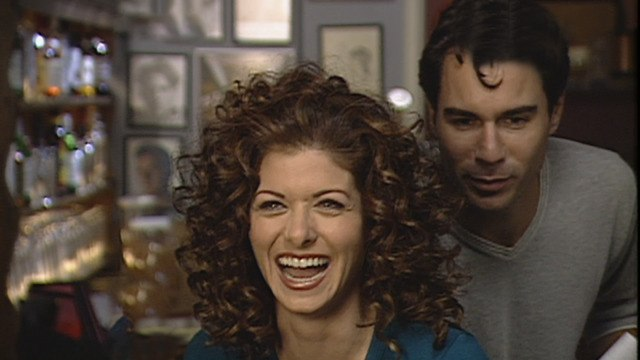 FLASHBACK: On the Set of 'Will & Grace' for Its First Season in 1998