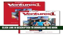 Best Seller Ventures Level 1 Value Pack (Student s Book with Audio CD and Workbook with Audio CD)