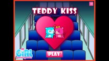 Teddy Kissing Game - Cute Teddy Bears Kissing Eachother - Cute Baby Games for Kids!