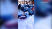 Epic Skiing and Snowboarding & Icy Water Fails     Chill Out  by FailArmy 2016