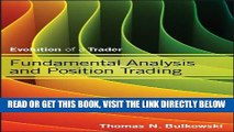 PDF] Fundamental Analysis and Position Trading: Evolution of