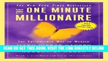[Free Read] The One Minute Millionaire: The Enlightened Way to Wealth Free Online