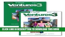 Ebook Ventures Level 3 Value Pack (Student s Book with Audio CD and Workbook with Audio CD) Free