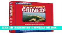 Ebook Pimsleur Chinese (Mandarin) Conversational Course - Level 1 Lessons 1-16 CD: Learn to Speak