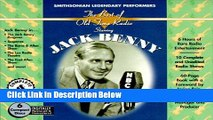 Download Smithsonian Collection The Best of Old-Time Radio Starring Jack Benny (Radio Spirits and