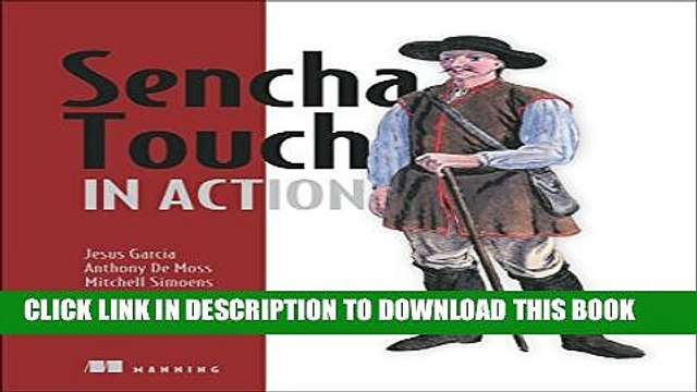 Read pdf] sencha touch in action download online video dailymotion.