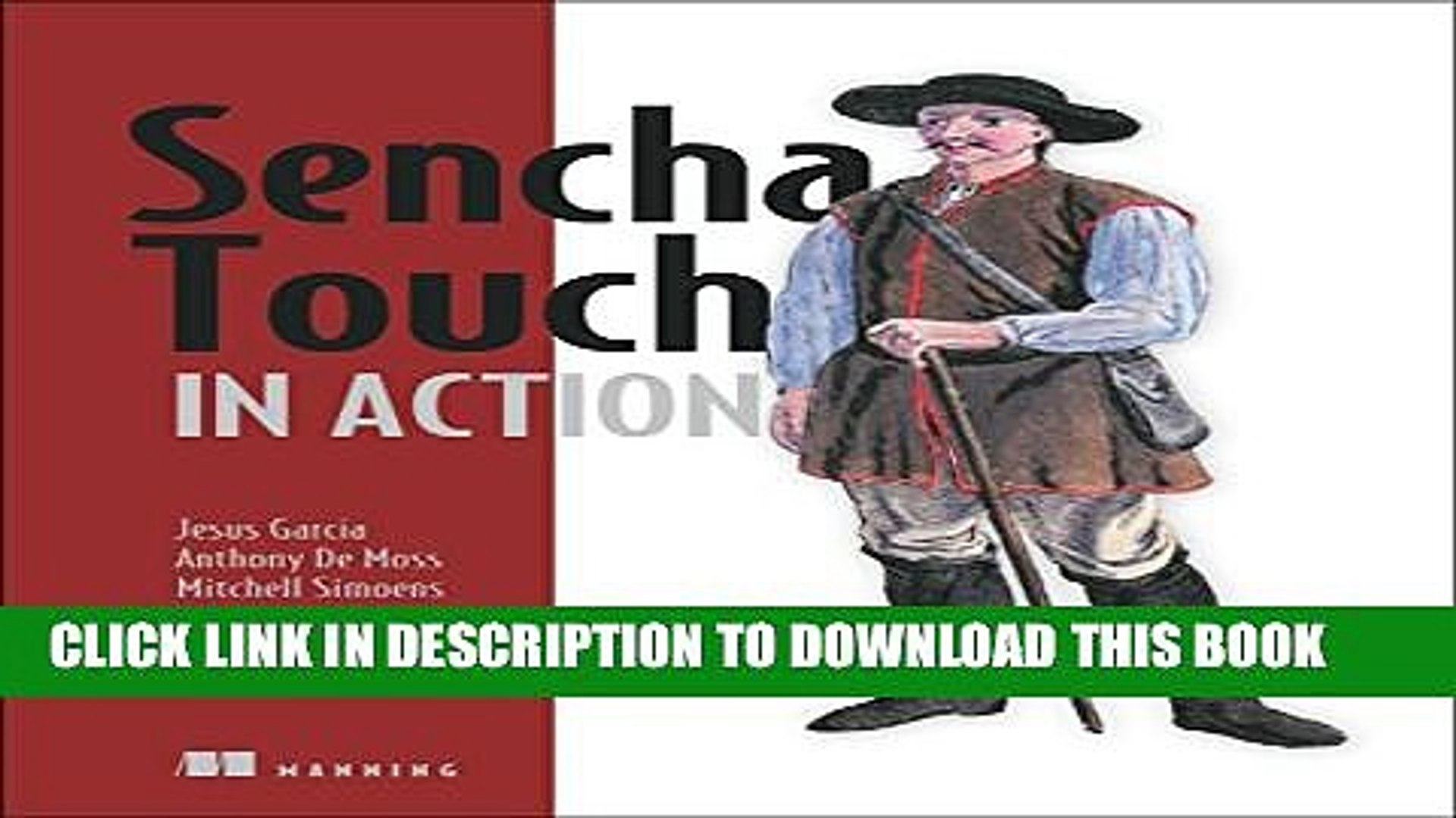 Sencha touch complete by joe lennon [leanpub pdf/ipad/kindle].