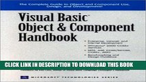[Read PDF] Visual Basic Object and Component Handbook Download Free