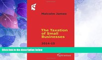 Big Deals  Taxation of Small Businesses: 2014-15  Best Seller Books Best Seller