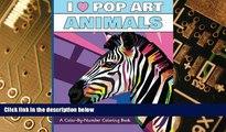 Must Have PDF  I Heart Pop Art Animals: A Color-By-Number Coloring Book (I Heart Pop Art Coloring