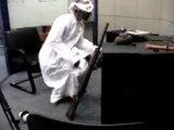 Taliban sniper training the return