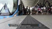SBT Brasil mostra o que o Rio de Janeiro herdará da Olimpíada