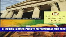 [PDF] Financial Institutions Markets and Money (The Dryden Press series in finance) Popular