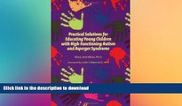 FAVORIT BOOK Practical Solutions for Educating Children with High-Functioning Autism and Asperger