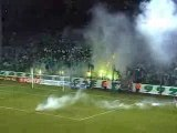 Green angels ultras st etienne asse ambiance asse-om