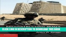 [PDF] Reconstructing Iraq s Budgetary Institutions: Coalition State Building after Saddam Full
