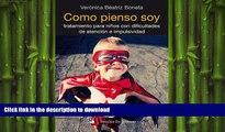 PDF ONLINE Como pienso soy (AMAE) (Spanish Edition) READ PDF BOOKS ONLINE
