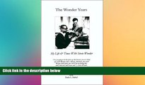 FREE PDF  The Wonder Years: My Life   Times With Stevie Wonder  DOWNLOAD ONLINE