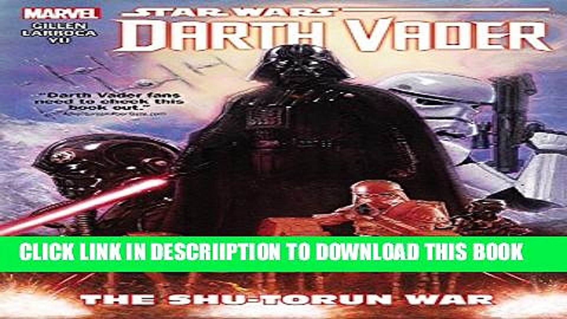 [PDF] Star Wars: Darth Vader Vol. 3: The Shu-Torun War (Star Wars (Marvel)) Popular Colection