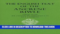[PDF] The English Text Ancrene Riwle BM Cleopatra        Cotton Cleopatra C vi (Early English Text