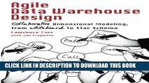 PDF] Agile Data Warehouse Design: Collaborative Dimensional