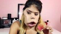 Atteinte d'une tumeur au visage, Marimar Quiroa réalise des tutos beauté qui font le buzz_1280x720