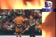 WWF King Of The Ring 2000 - The Rock, Undertaker & Kane vs Triple H & The McMahons (FULL MATCH)
