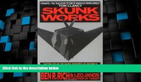 Big Deals  Skunk Works: A Personal Memoir of My Years at Lockheed  Free Full Read Most Wanted