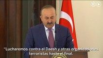 Turquia ataca a ISIS en Siria