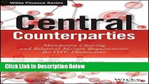 [PDF] Central Counterparties: Mandatory Central Clearing and Initial Margin Requirements for OTC