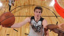 Suns rookie Dragan Bender's dream comes true