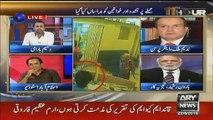MQM ne ghalat jaga nishana lage ke tigar dabaya he (Abb in ke saath kiya hoga) Kashif Abbasi