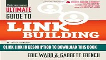[PDF] Ultimate Guide to Link Building: How to Build Backlinks, Authority and Credibility for Your