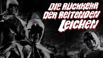 Die Rückkehr der reitenden Leichen (1973) [Horror]   Film (deutsch)