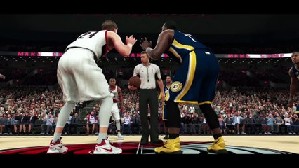 Friction Trailer de NBA 2K17