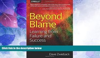 Big Deals  Beyond Blame: Learning From Failure and Success  Best Seller Books Best Seller