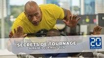 Secrets de tournage: «Rester Vertical», «Agents presque secrets» et «Dans le noir»