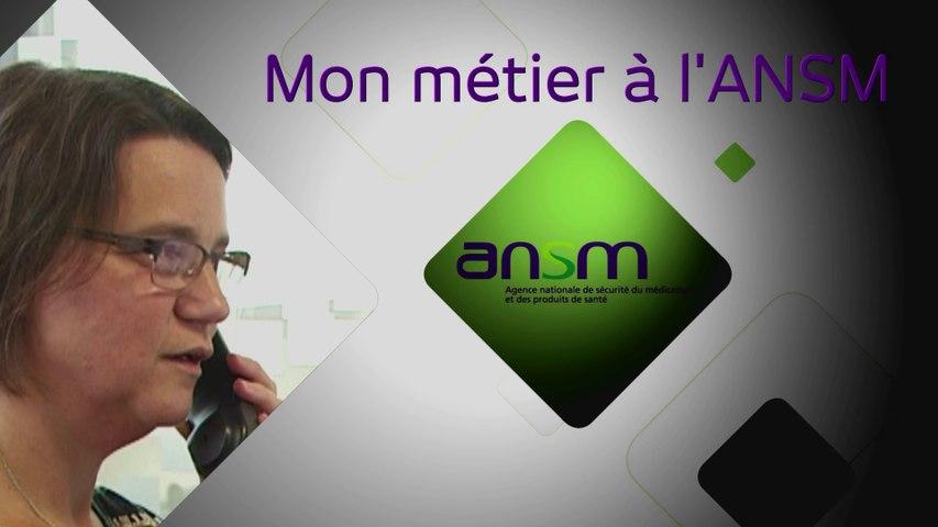 Les Métiers de l'ANSM - Gestionnaire de données de vigilance