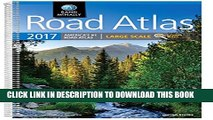 Collection Book Rand McNally 2017 Large Scale Road Atlas (Rand Mcnally Large Scale Road Atlas USA)