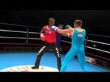 SAVATE boxe française - Finale MONDE H70
