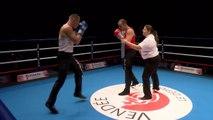 SaVATE boxe française - Finale Monde Combat - H150