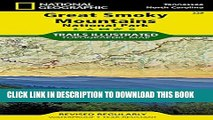 New Book Great Smoky Mountains National Park (National Geographic Trails Illustrated Map)