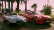 Jaguar E-type vs Jaguar F-type R - Top Gear - BBC