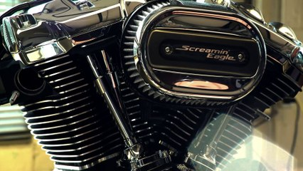 The All-New Milwaukee-Eight Big Twin