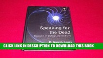 [PDF] Speaking for the Dead: Cadavers in Biology and Medicine Full Online